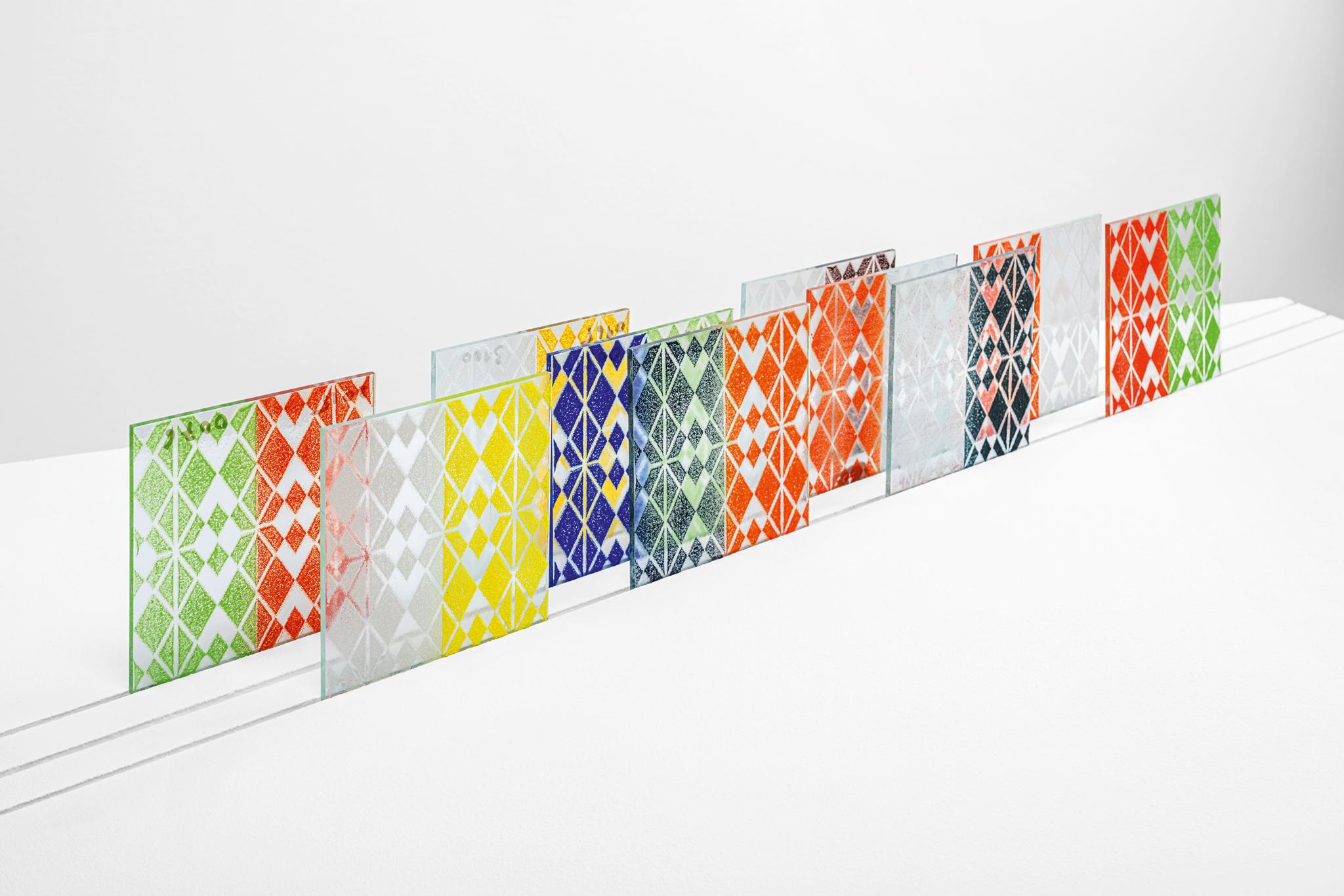 Quint Print: Glas